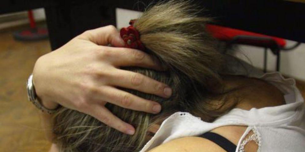 Immagine di violenza sulle donne