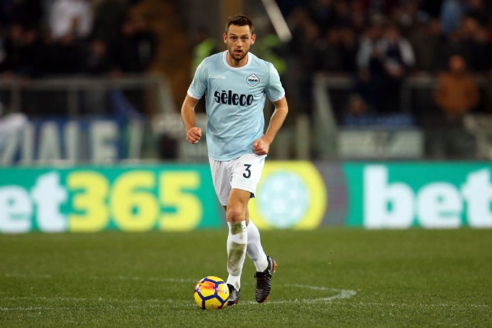 Stefan De Vrij, a giugno lascerà la Lazio a parametro zero