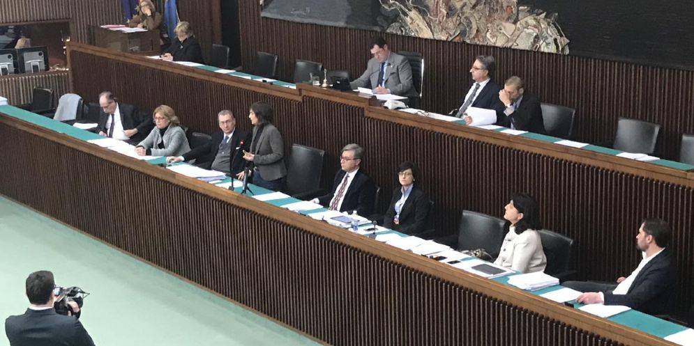 Serracchiani ringrazia tutti e si congeda dal Consiglio regionale