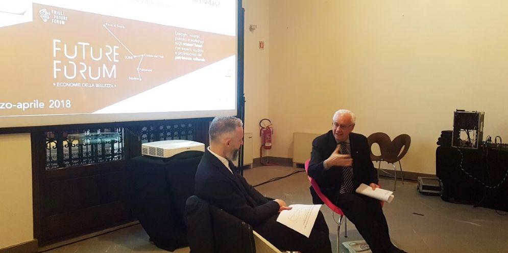 I 'Dialoghi sul potere' protagonisti al Future Forum