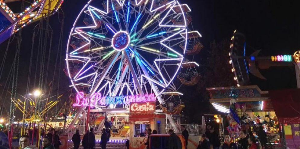 Arriva il Luna Park di primavera: da lunedì 19 marzo iniziano le operazioni di montaggio
