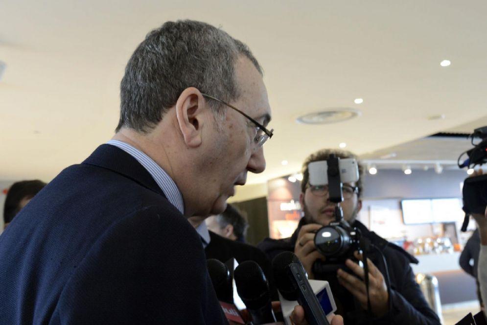 Il vice presidente della Regione, Sergio Bolzonello