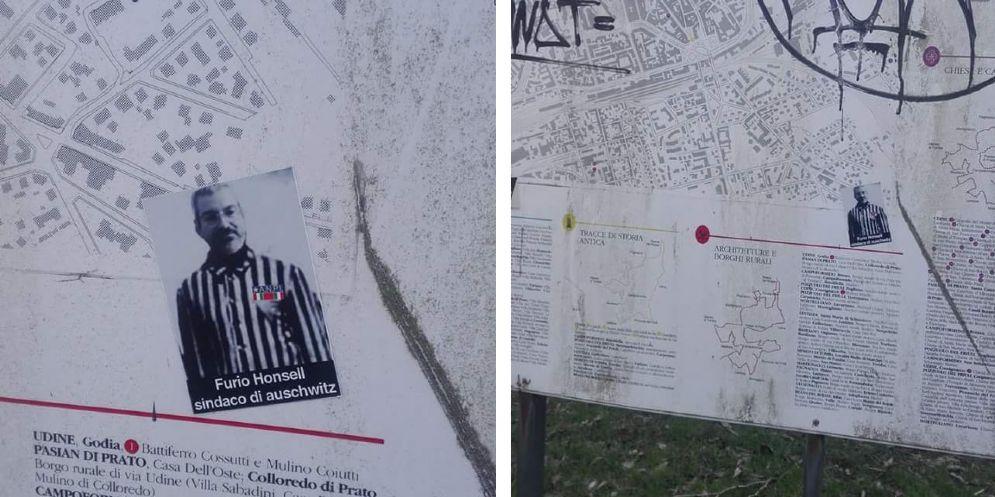 Honsell 'deportato': l'ex sindaco di Udine sporge denuncia contro ignoti