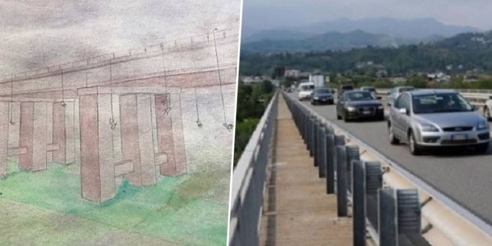 Progetto dell'opera e ponte