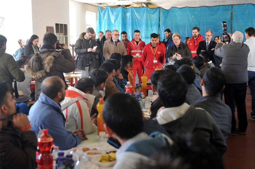 Nell'ultimo anno la Regione ha speso oltre 7 milioni di euro per l'accoglienza