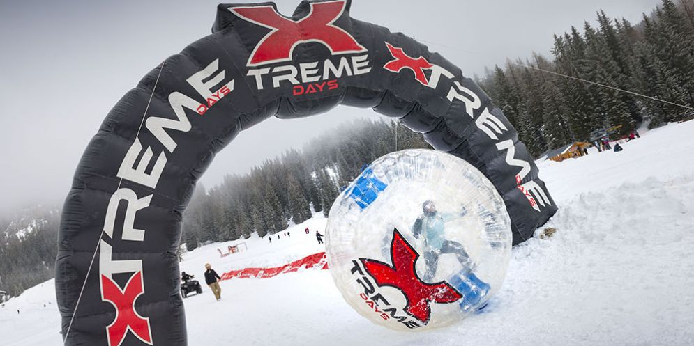 "Tutto pronto per l'""Xtreme Days Winter Edition"" a Piancavallo"