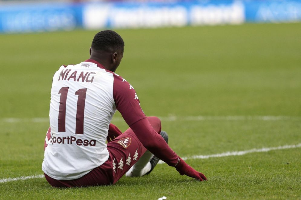M'Baye Niang, attaccante francese del Torino