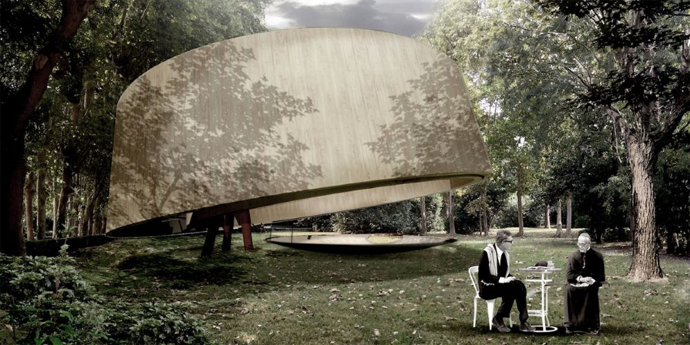 Un'impresa friulana firma l'esordiodella Santa Sede alla Biennale di Architettura