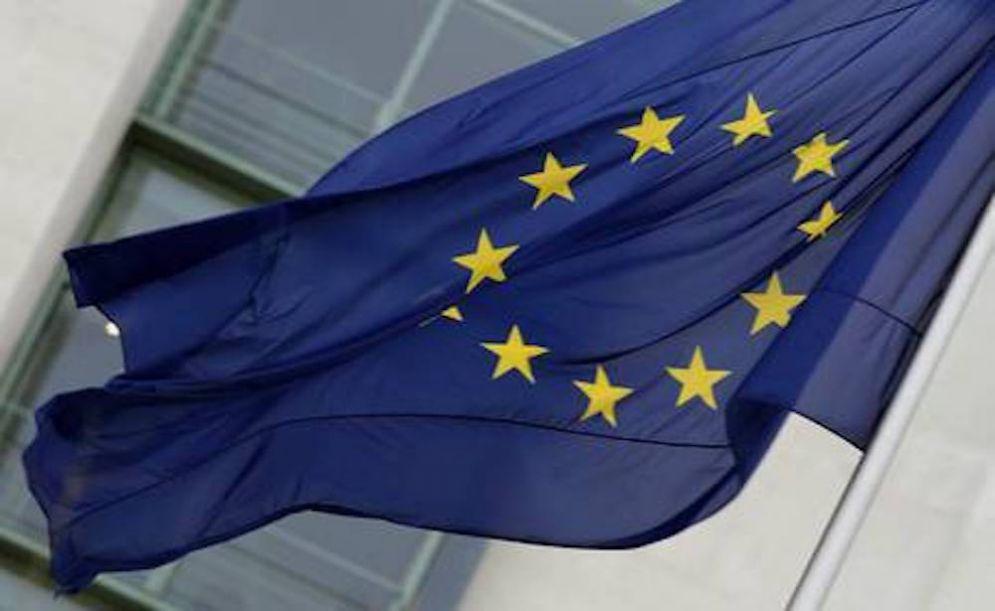 Bandiera europea.