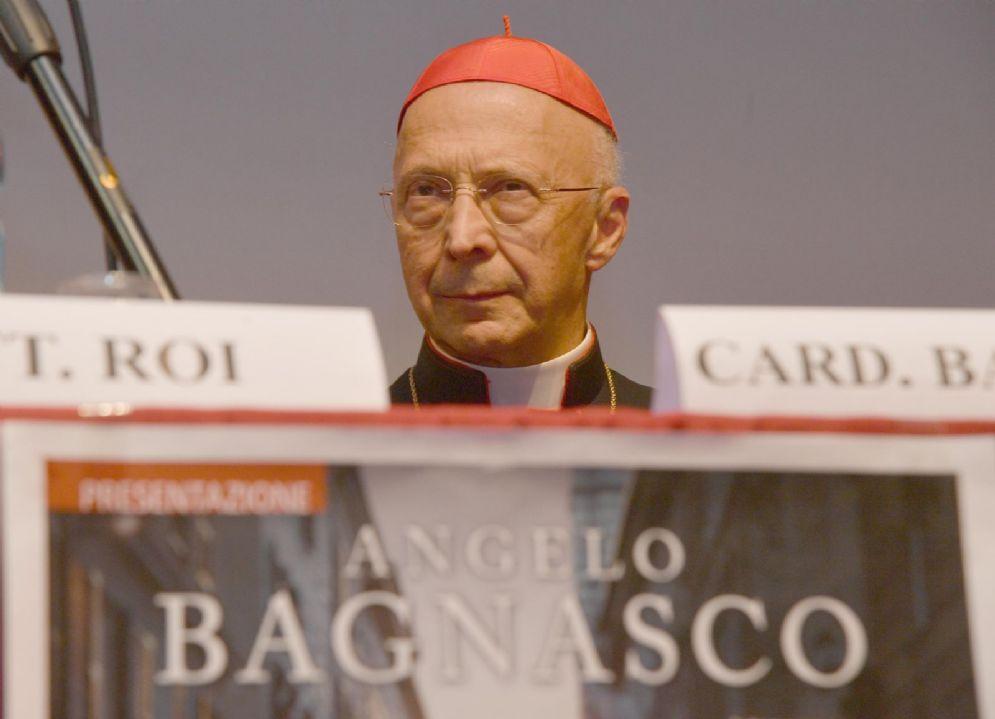 Il card. Angelo Bagnasco