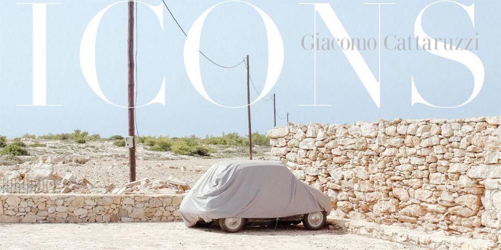 'Icons': inaugura la nuova mostra di Giacomo Cattaruzzi