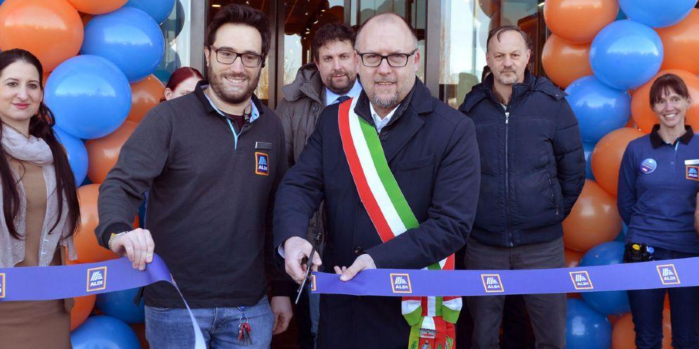Aldi sbarca in Friuli: nuove aperture a Reana del Rojale e a Manzano