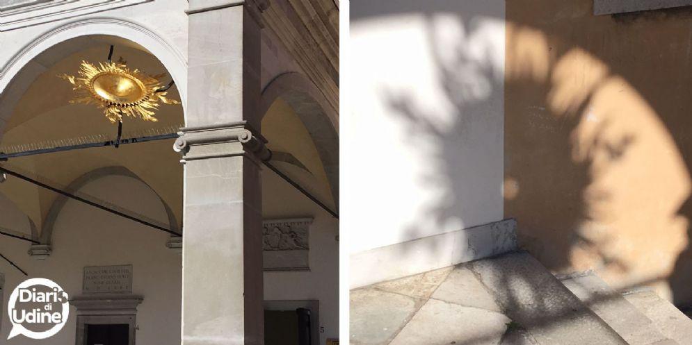 Piazza Libertà: rimessa a nuovo la loggia di San Giovanni
