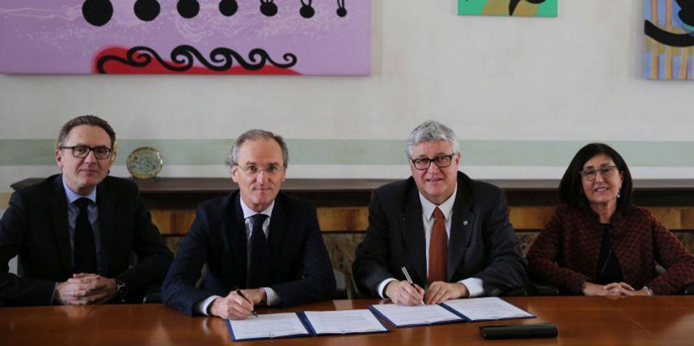 La Fondazione Friuli rinnova l'impegno per il sostegno dell'Università di Udine