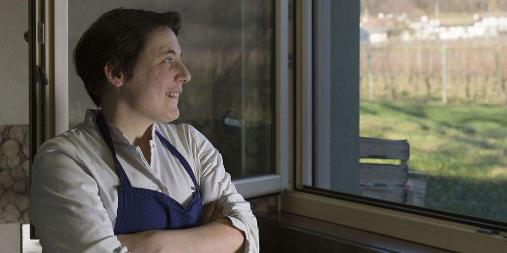 Antonia Klugmann a Cividale del Friuli