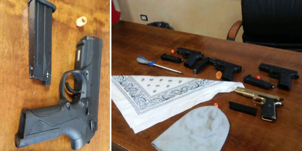 Tolmezzo, minaccia una donna con una pistola e le ruba la borsa: arrestato 28enne pregiudicato