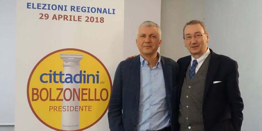 Presentati i candidati della civica 'Cittadini per Bolzonello'