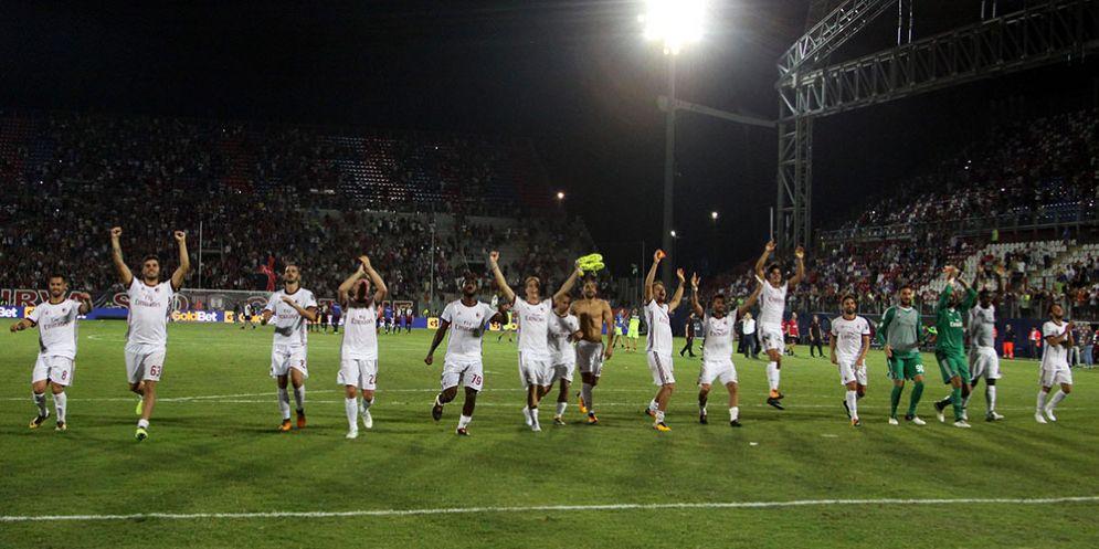 Il Milan di Gattuso si prepara ad affrontare le gare decisive del 2018