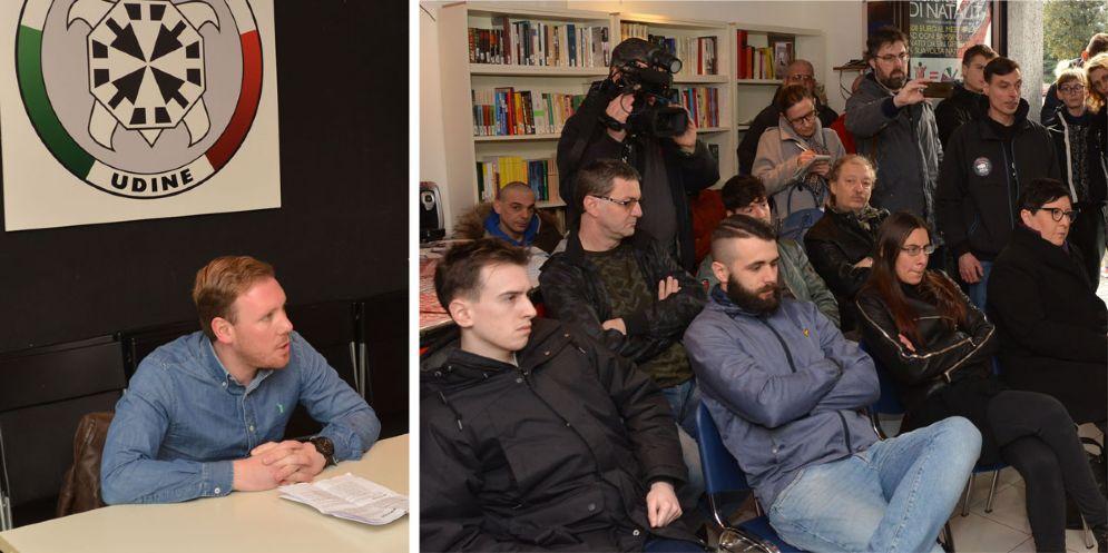 Elezioni comunali: Luca Minestrelli guiderà la lista di CasaPound Italia