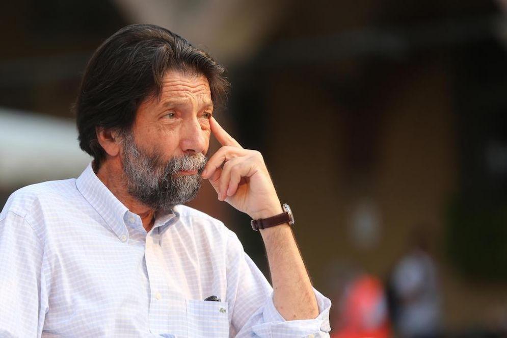 Il filosofo Massimo Cacciari.