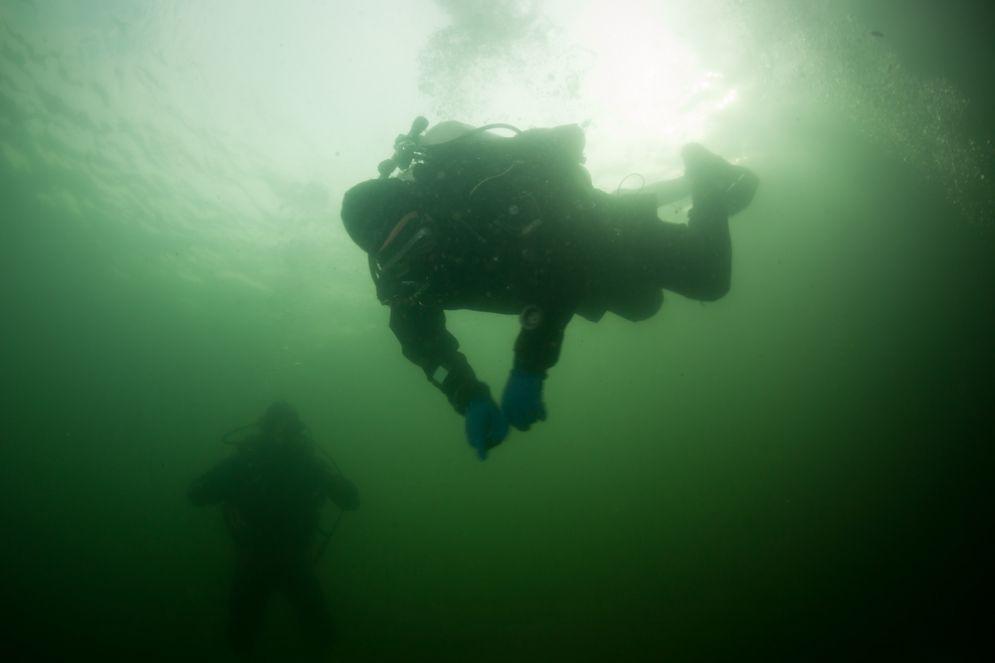 Sub cuneese muore nel Lago di Como