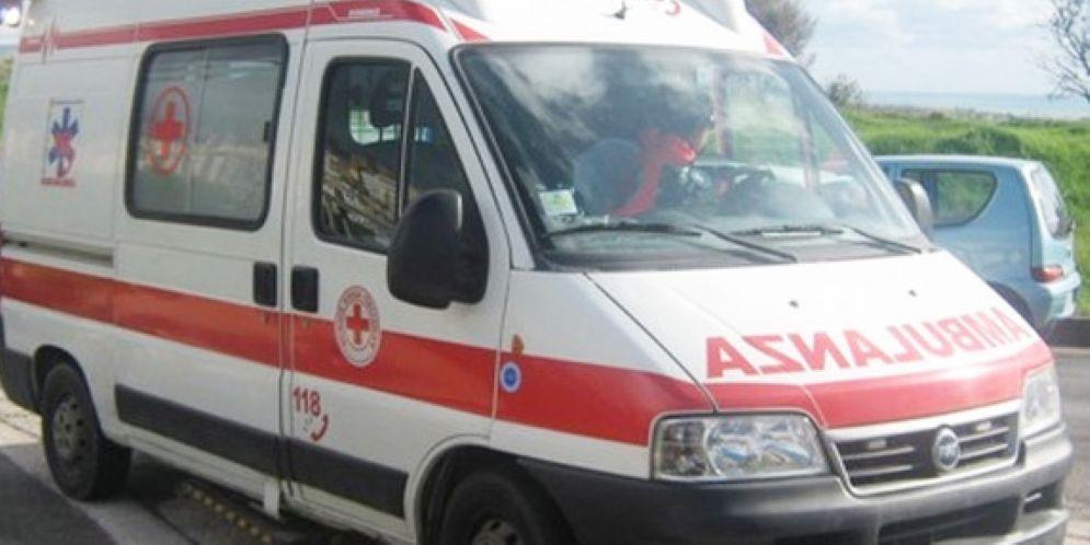 Incidente in via Chiusaforte: ferite due donne