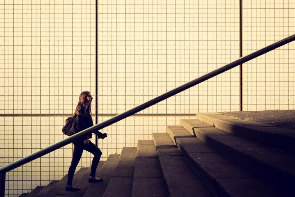 C'è un'app che ti fa guadagnare se vai a lavoro camminando