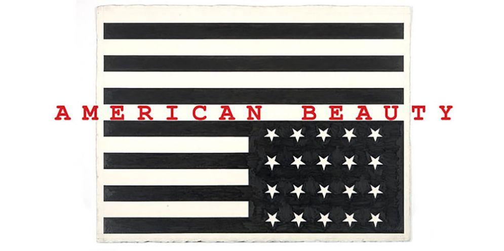 """""""American Beauty"""" a Monfalcone, l'inaugurazione della 'mostra delle bandiere'"""
