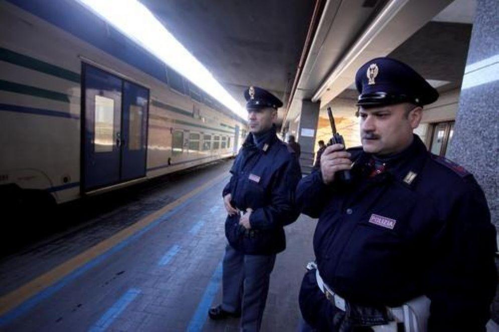 Controlli a tappeto della polizia Ferroviaria, una denuncia
