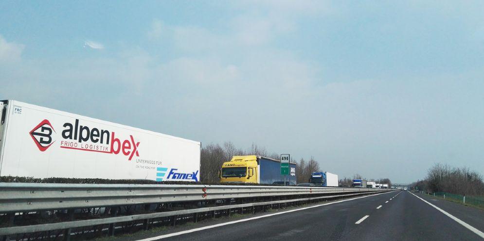 Incidente in A4: traffico congestionato verso Venezia