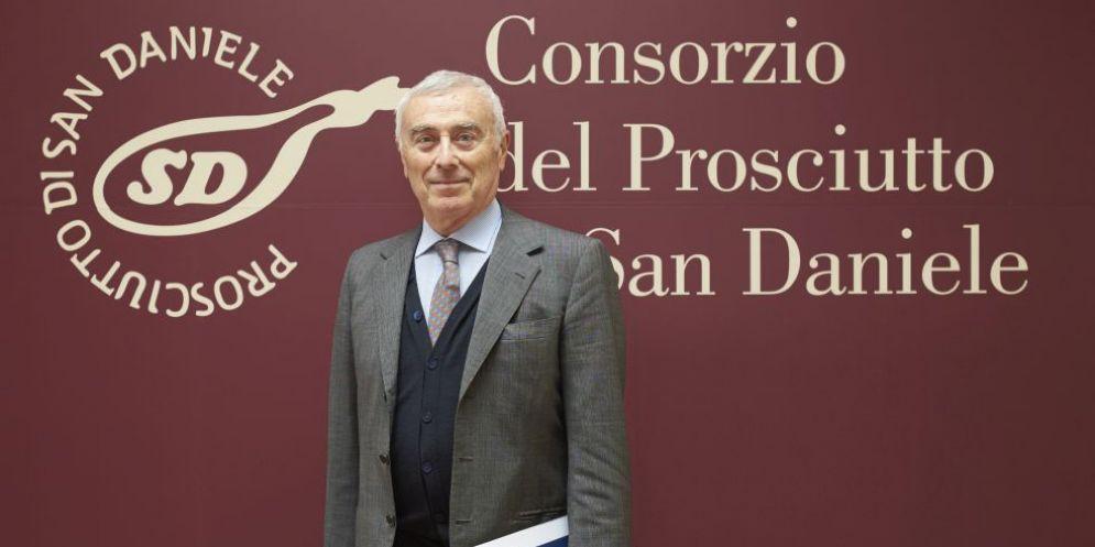 Villani riconfermato presidente del Consorzio del Prosciutto di San Daniele