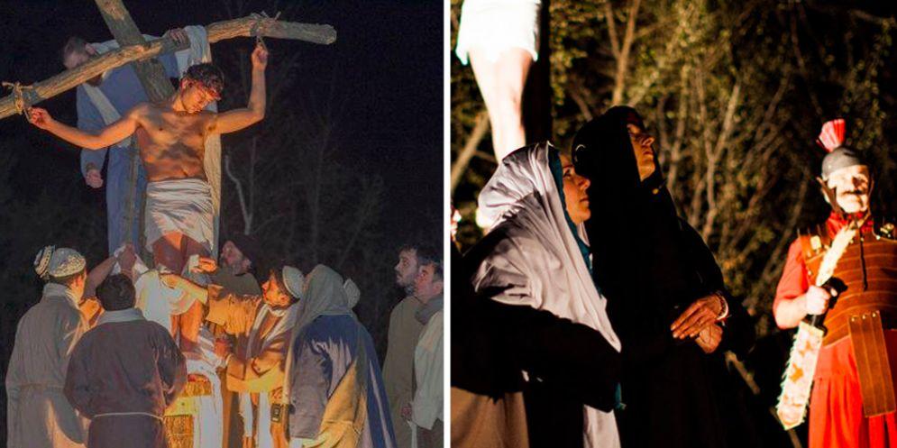 Ciconicco: 40 anni per la Sacra Rappresentazione della Passione di Cristo