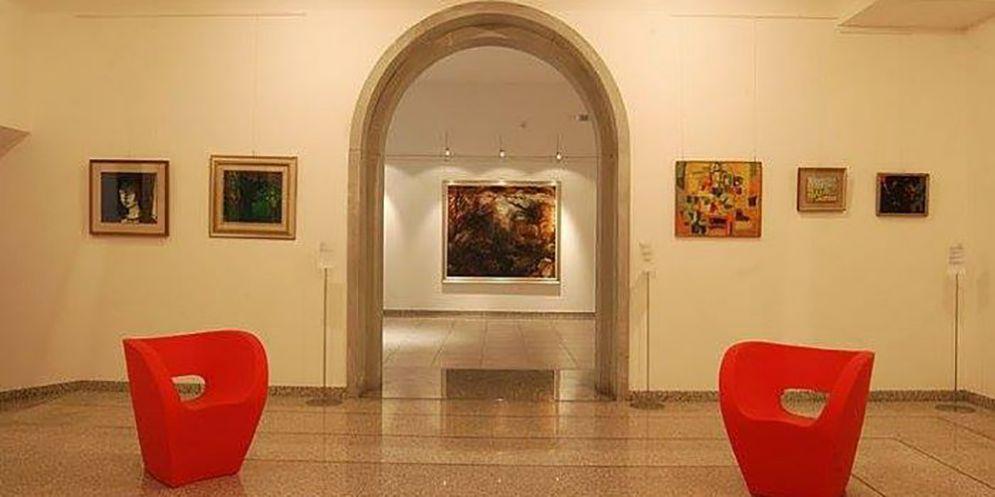 La Pinacoteca De Cillia di Treppo Ligosullo