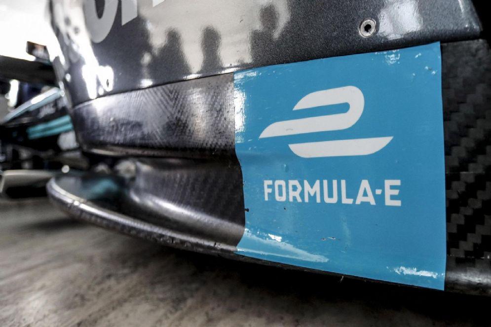 Un momento al 'Convention Center - La Nuvola' durante la presentazione Formula-E Prix Roma 2018, lo scorso ottobre