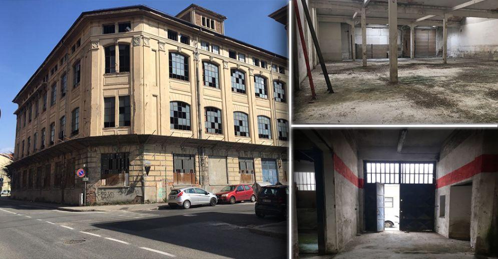 Ex fabbrica Paracchi