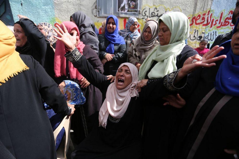 Strage alla Marcia del Ritorno a Gaza