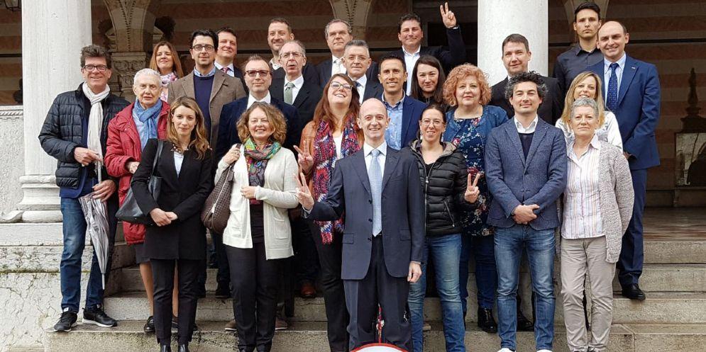 Presentati i 36 candidati del M5S al Consiglio regionale