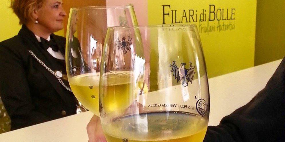 Al via la quarta edizione di Filari di Bolle, selezione dei migliori spumanti del Friuli Venezia Giulia