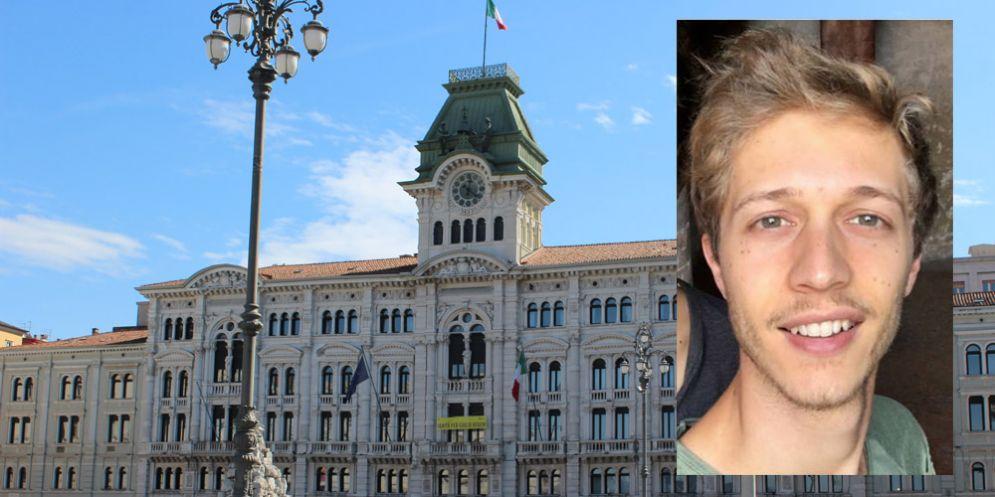 Il 26enne originario diCento, scomparso da Lubiana, sarebbe stato visto a Trieste