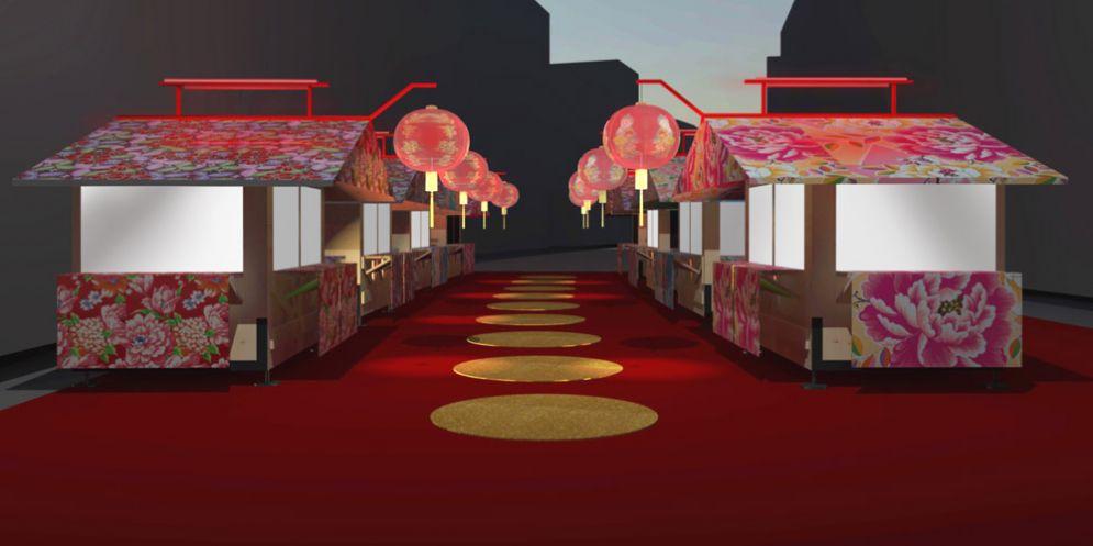 Via Mercatovecchio sta per diventare  la… Little Chinatown di Udine!