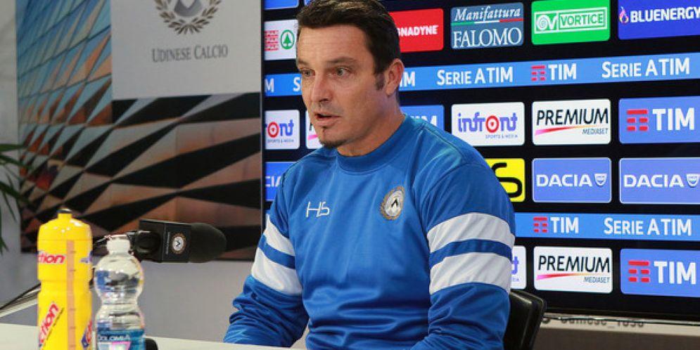 """Udinese, Oddo: """"Contro la Lazio dovremo dare il 110%"""""""