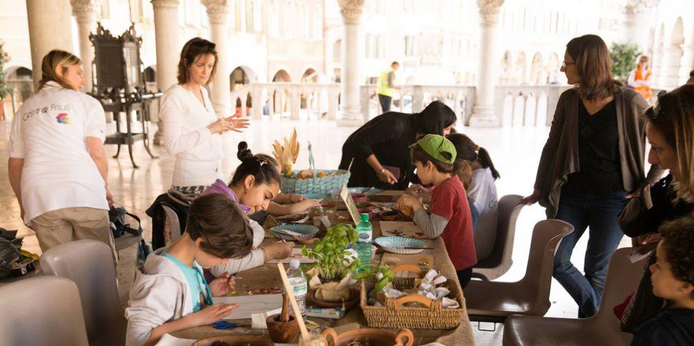A Udine ritorna 'Alimentare, Watson!', laboratori, giochi, incontri sul cibo