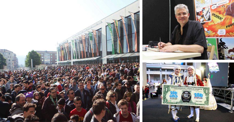 Torino Comics, si avvicina l'inaugurazione della 24esima edizione
