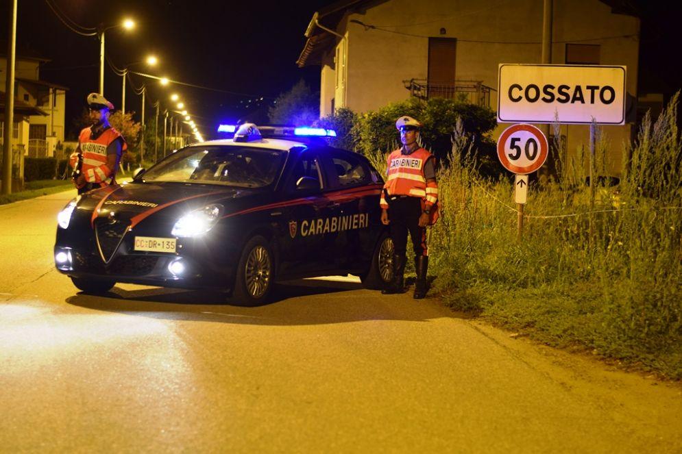 Carabinieri di Cossato