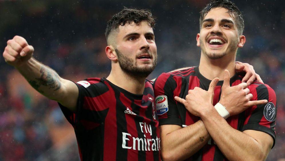 Patrick Cutrone ed André Silva: saranno loro a guidare l'attacco del Milan il prossimo anno?