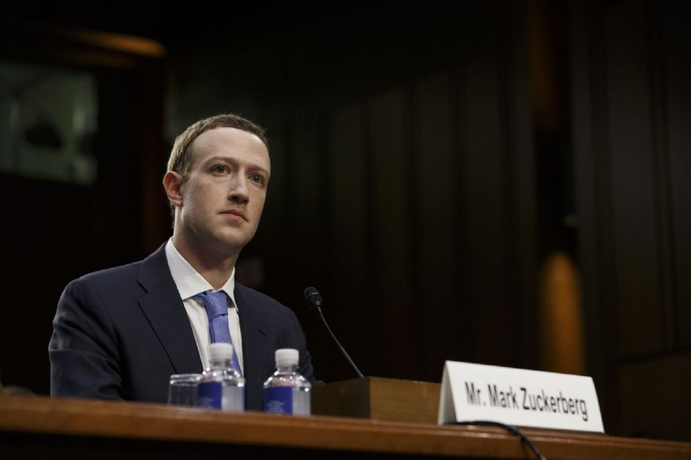 Zuckerberg al Congresso