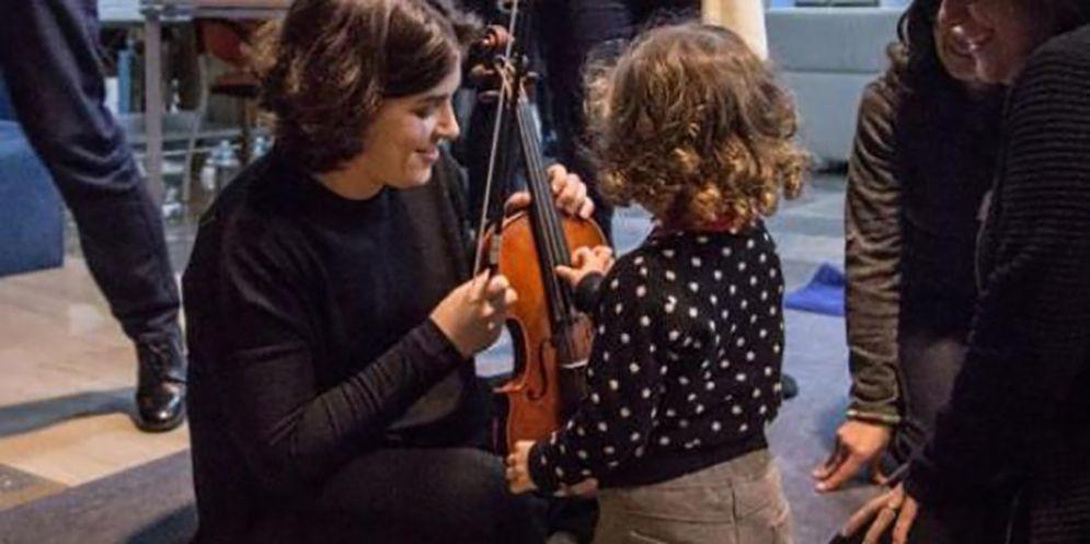"""""""Pam Pam... il mio primo concerto!"""", lezione concerto per baby spettatori"""