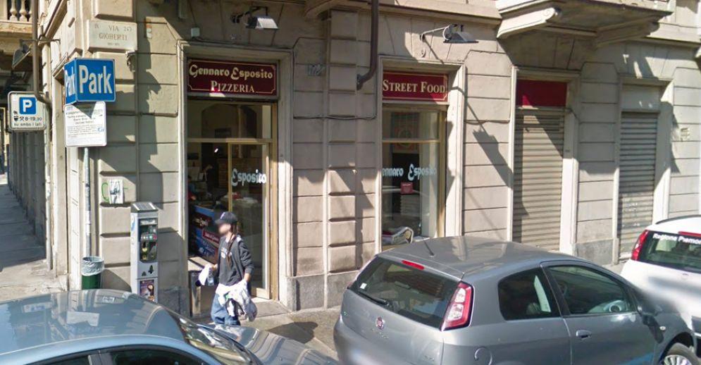 Gennaro Esposito di via Gioberti