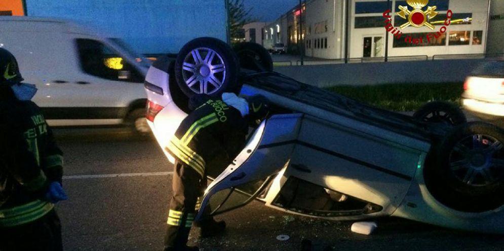Due incidenti stradali nel pordenonese: nessun ferito