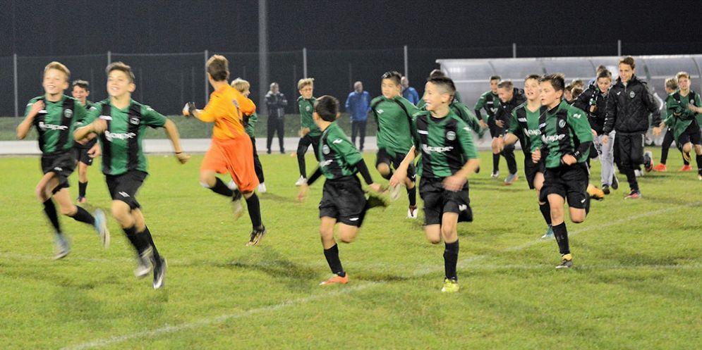 Pordenone Calcio: Il Settore giovanile diventa Scuola Calcio Èlite